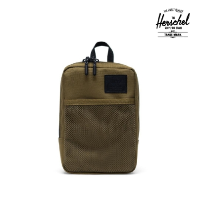 【Herschel】Sinclair large 斜背包-卡其色