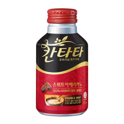 Lotte樂天 美式咖啡(275ml)