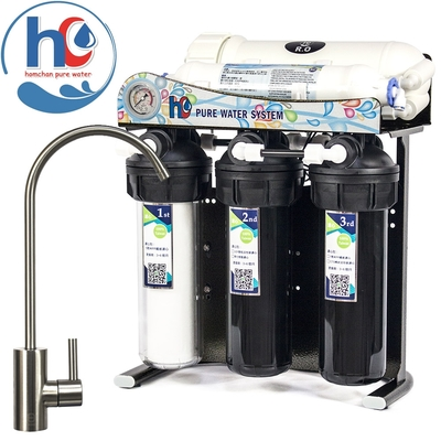 【hc 泓泉淨水】600加侖長效直出型RO逆滲透淨水器(AF-HC610-B)