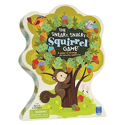 美國Educational Insights親子互動桌遊 - 小松鼠的橡果爭奪戰