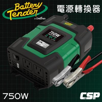 【Battery Tender】BT750電源轉換器750W(模擬正弦波)12V轉110V