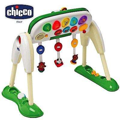 chicco 多功能音樂健力架 (感覺統合/多種遊戲模式)