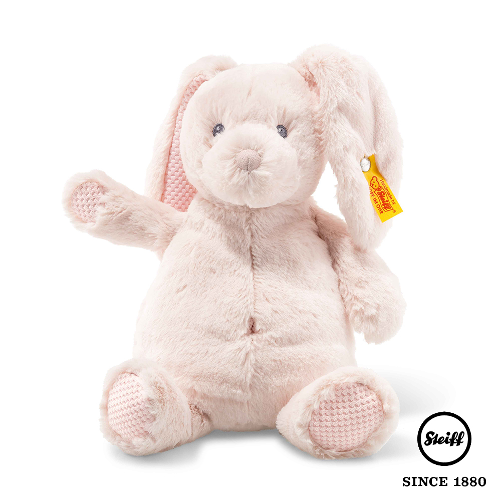 STEIFF德國金耳釦泰迪熊 兔子 BABY(嬰幼兒玩偶)