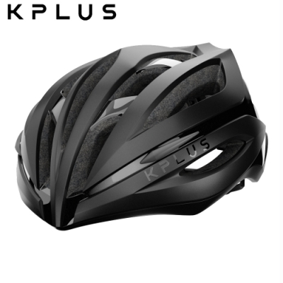 KPLUS 單車安全帽S系列公路競速-SUREVO Helmet-霧黑