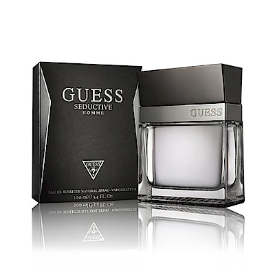 GUESS SEDUCTIVE HOMME 魅惑男性淡香水100ml