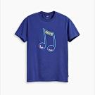 Levis 男款 短袖T恤 / 翻玩夏日Logo T / 派對音符