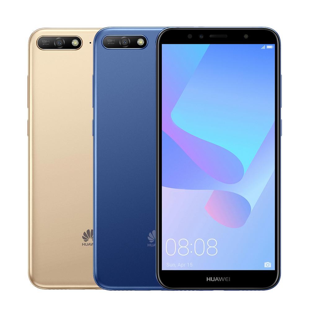 HUAWEI Y6 2018 (2G/16G) 5.7吋四核心智慧機