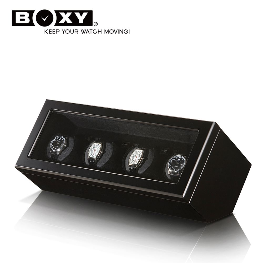 BOXY自動錶機械錶上鍊盒 DC系列 04 watch winder 動力儲存盒