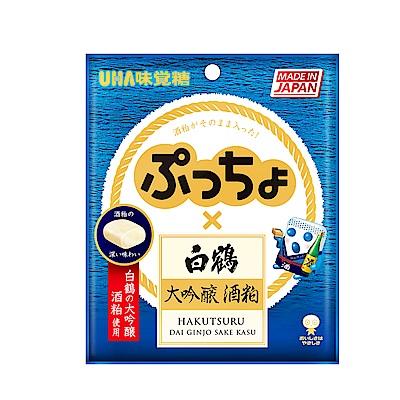 UHA味覺糖 普超軟糖-日本酒(50g)