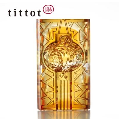 琉園tittot 綵結富貴 故宮聯名款 2件組