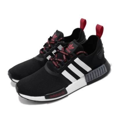 adidas 休閒鞋 NMD R1 襪套 流行 男鞋