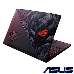 ASUS GL503VM 15吋筆電 (i7-7700