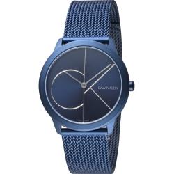 Calvin Klein minimal 大ck簡約時尚腕錶(K3M52T5N)35mm