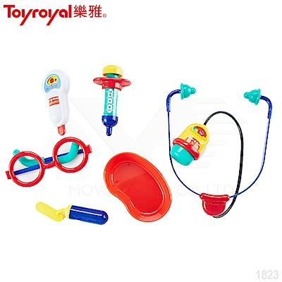 【任選】日本《樂雅 Toyroyal》無IC醫生組