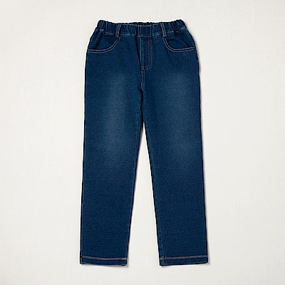 PIPPY 針織長褲 藍