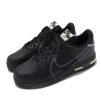Nike 休閒鞋 Air Force 1 React 男鞋