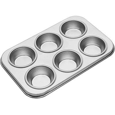 《FOXRUN》6格迷你馬芬蛋糕烤模
