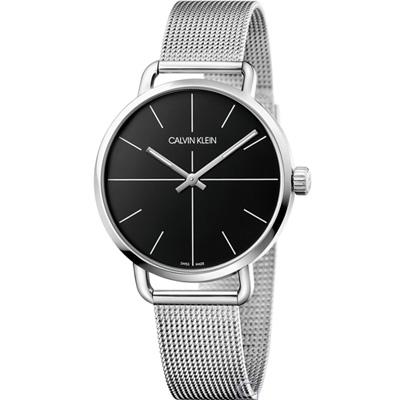 Calvin Klein K7B even 超然時尚腕錶(K7B21121)黑/42mm