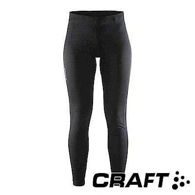 【瑞典CRAFT】女 Prime Tights 競跑長褲『黑』1903178