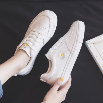 韓國KW美鞋館 賣瘋了輕熟舒心平底鞋-白