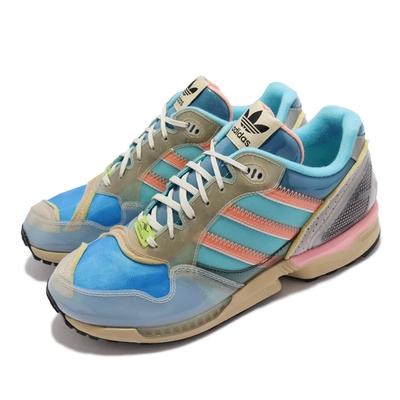 adidas 休閒鞋 XZ 0006 Inside Out 男鞋 愛迪達 經典款 舒適 避震 球鞋穿搭 藍 彩 GZ2709