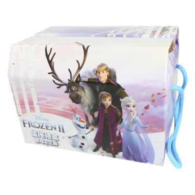 迪士尼 冰雪奇緣-蛋捲手提盒(288g)