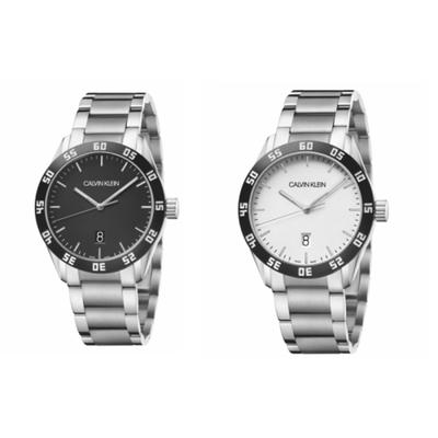 Calvin Klein CK 美式質感時尚腕錶(二款任選)