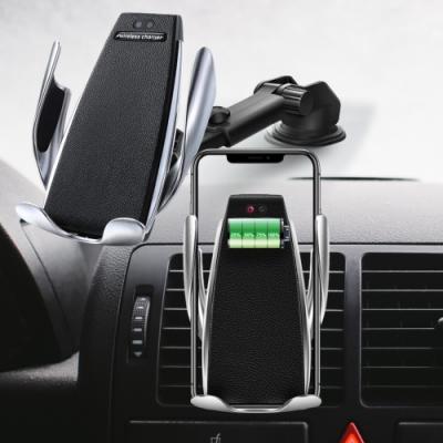 MINE MCK-X9 天翼紅外線車用無線充電車架 -中控吸盤/出風口支架 大全配