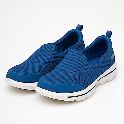 SKECHERS(女)健走GO WALK EVOLUTION-15730BLU