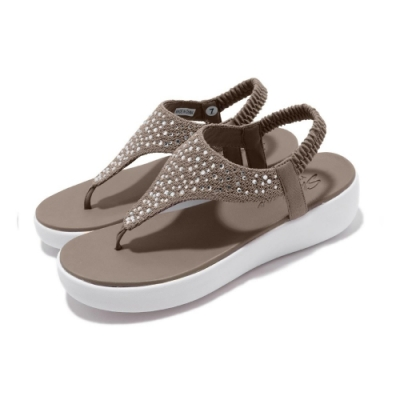 Skechers 涼拖鞋 Light Star 輕便 休閒 女鞋