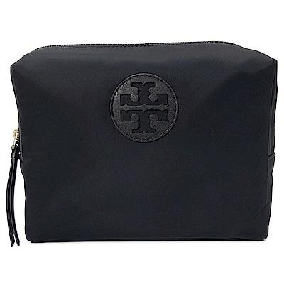 TORY BURCH COSMETIC CASE 尼龍化妝包/收納包/萬用包-黑色