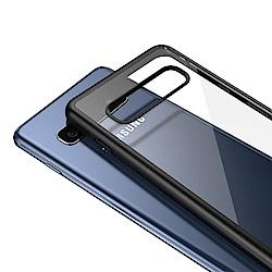 透明殼專家Samsung S10 Plus防撞邊框 抗刮背蓋殼