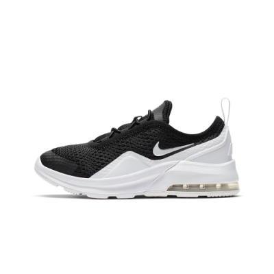 NIKE 運動鞋 中童 童鞋 運動 休閒 慢跑 氣墊 黑 AQ2743001 Air Max Motion 2 PSE