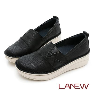 LA NEW DOUBLE AIR 氮氣墊手縫休閒鞋(女227020130)
