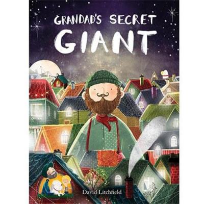 Grandad s Secret Giant 爺爺的神祕巨人平裝繪本