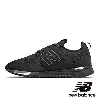 New Balance 運動鞋 男鞋 黑 MRL247BR