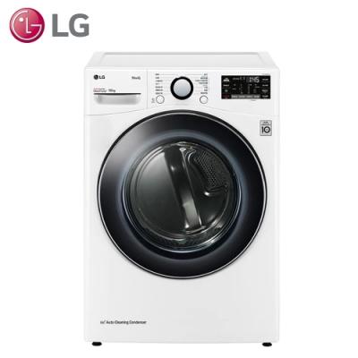 LG樂金 16公斤 免曬衣乾衣機 WR-16HW 冰瓷白