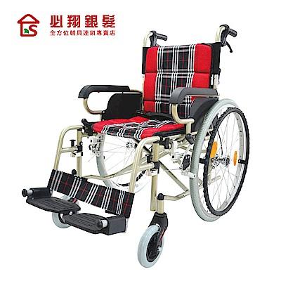 必翔銀髮 輕便手動輪椅-PH-184(未滅菌)