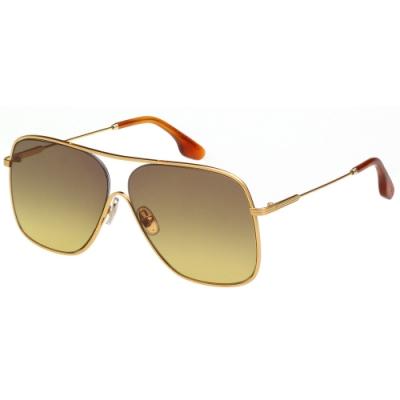 Victoria Beckham 維多利亞貝克漢 太陽眼鏡 (金色)VB132S