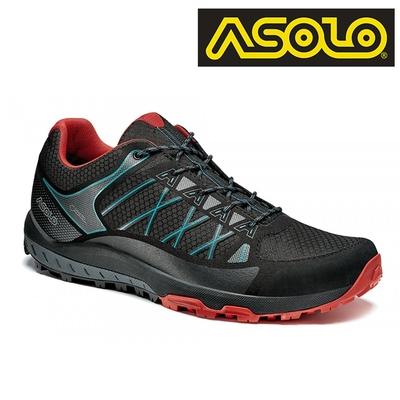 ASOLO 男款 GTX 低筒越野疾行健走鞋 Grid GV A40500/A392 / 城市綠洲