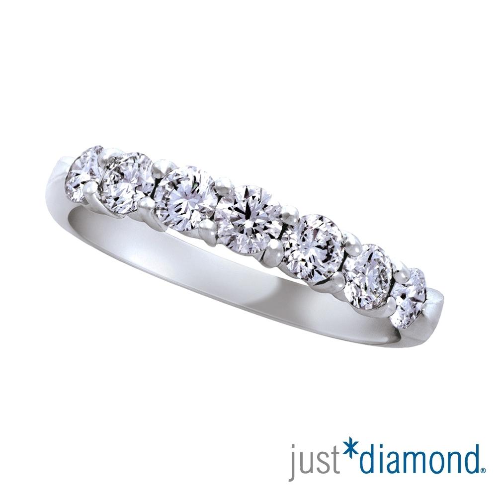 Just Diamond 絕代佳人系列 18K金鑽石戒指