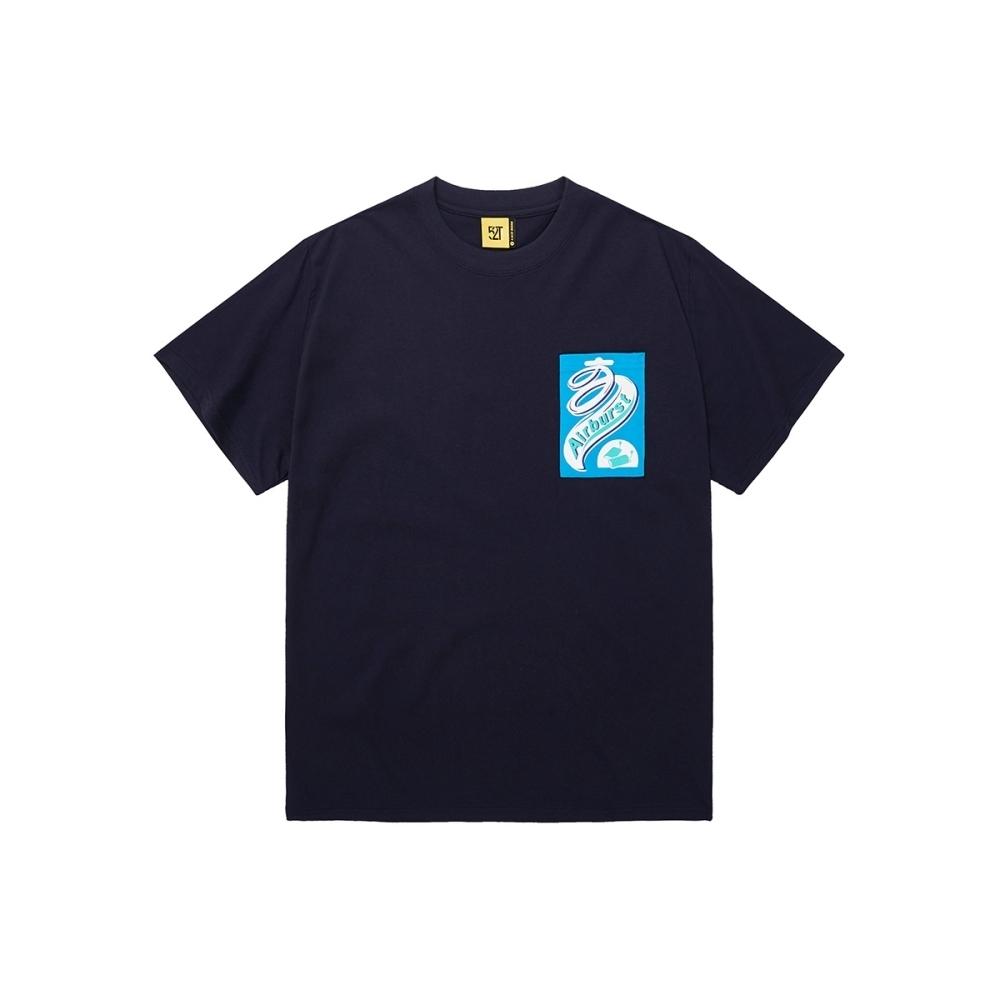 CACO-MIT 口香糖口袋短T-情侶款-男【SCA056】