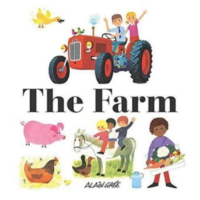 The Farm 農場樂趣 精裝繪本