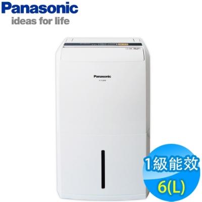 Panasonic國際牌 6L 1級LED面板清淨除濕機 F-Y12EM