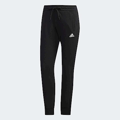 adidas 長褲 Knit 3S Pants 運動 女款