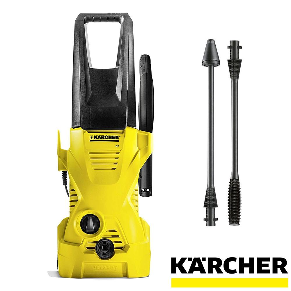 德國凱馳 Karcher 家用高壓清洗/洗車機 K2