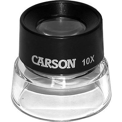 CARSON Lumi 杯式專業放大鏡(10x)