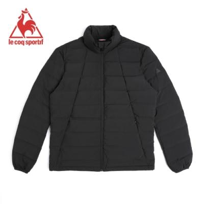 法國公雞牌羽絨外套 LNI6158299-男-黑