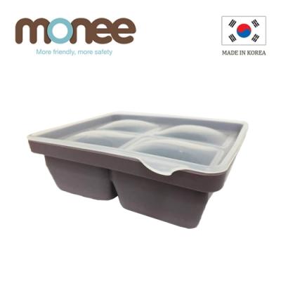 韓國monee 100%白金矽膠副食品分裝盒(30ml/60ml/90ml)