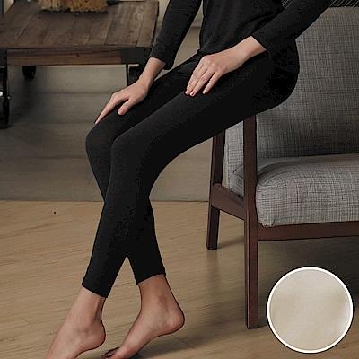 華歌爾-極衣恆溫M-LL 厚刷保暖褲(楓葉黃)保暖柔暖-吸水速乾
